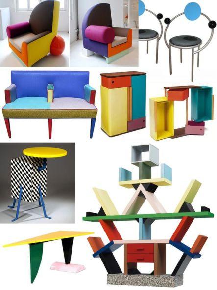 Memphis furniture