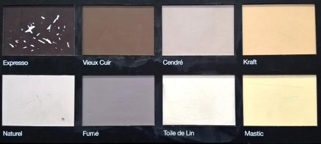 Nom de couleur de peinture 7