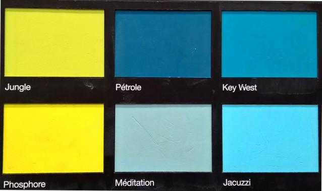 Nom de couleur de peinture 9