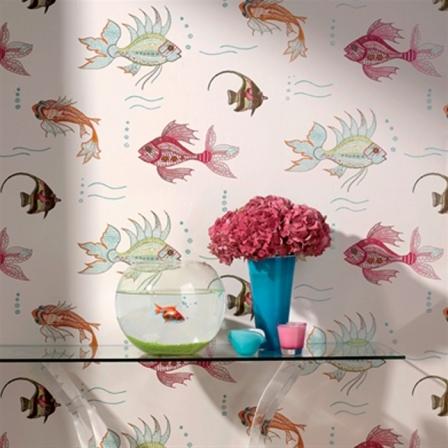 papier-peint-aquarium-nina-campbell