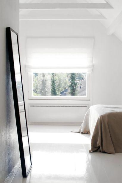 miroir et minimalisme