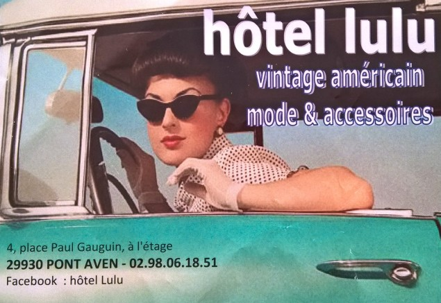 Hôtel Lulu Pont-Aven