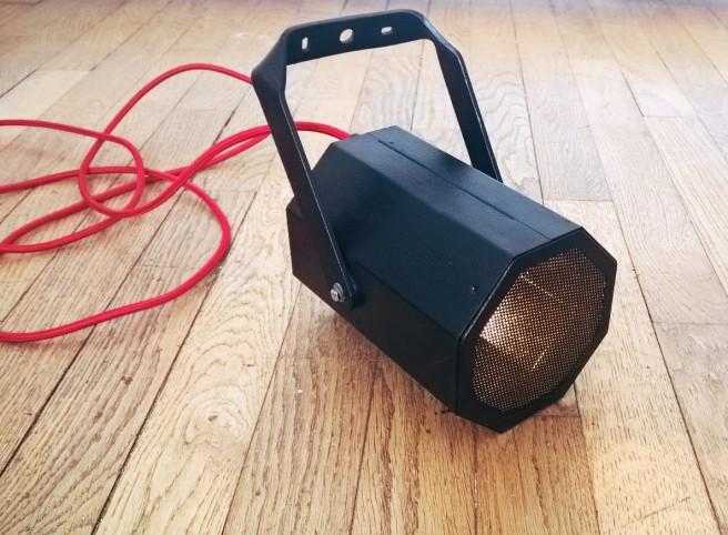 lampe haut-parleur Bouyer
