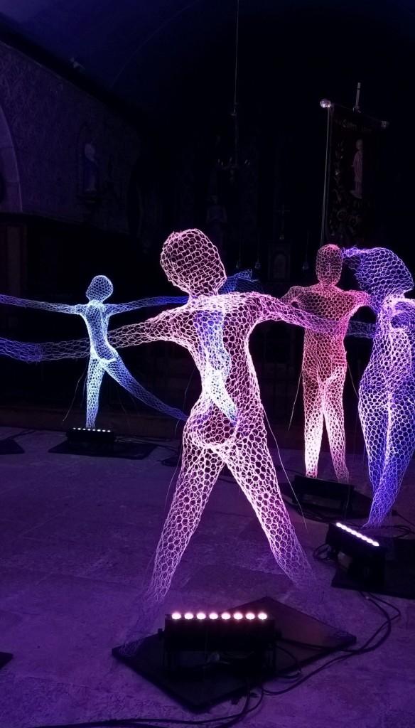 Nuits de lucie Yann Kersalé
