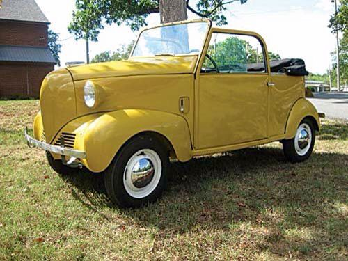 1940 Crosley Convertable