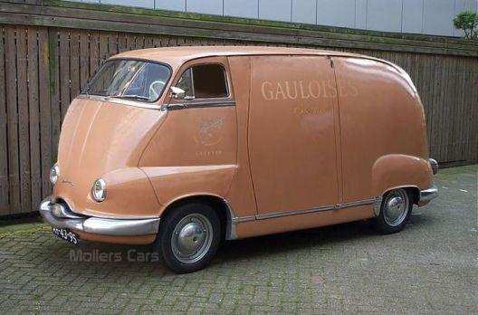 1959 Panhard Dyna Z