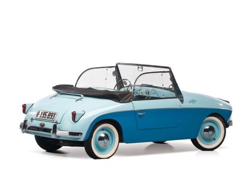 1959 PTV 250 from Catalonia (Spain)..