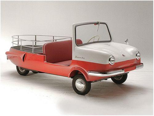 1963 Bambi Pickup Sporty