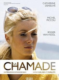 Catherine Deneuve dans la Chamade