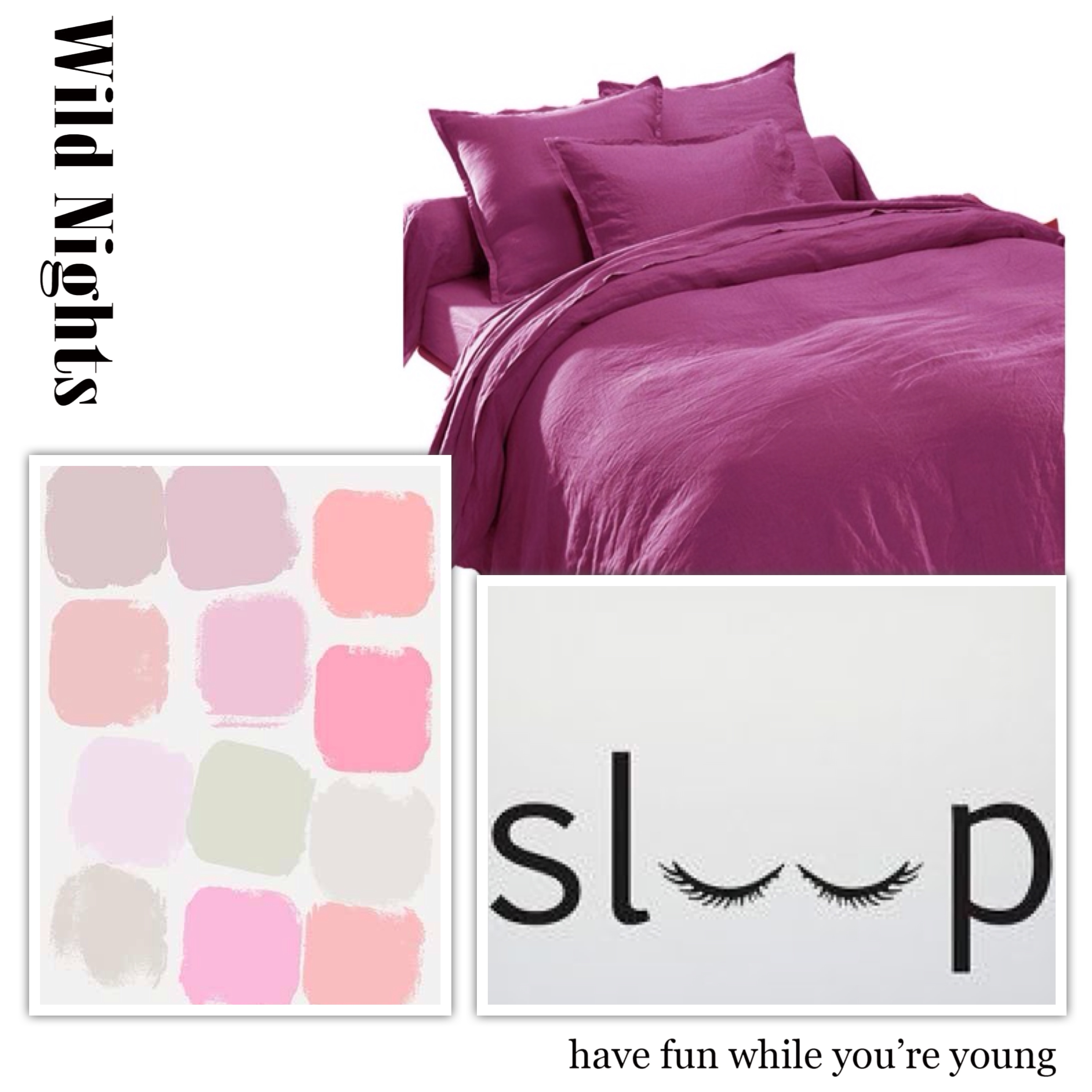 dormir dans du linge de lit en lin lav lavieenrouge. Black Bedroom Furniture Sets. Home Design Ideas