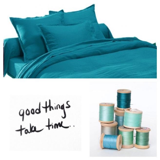 Dormir dans du linge de lit en lin lav lavieenrouge for Lit qui gratte