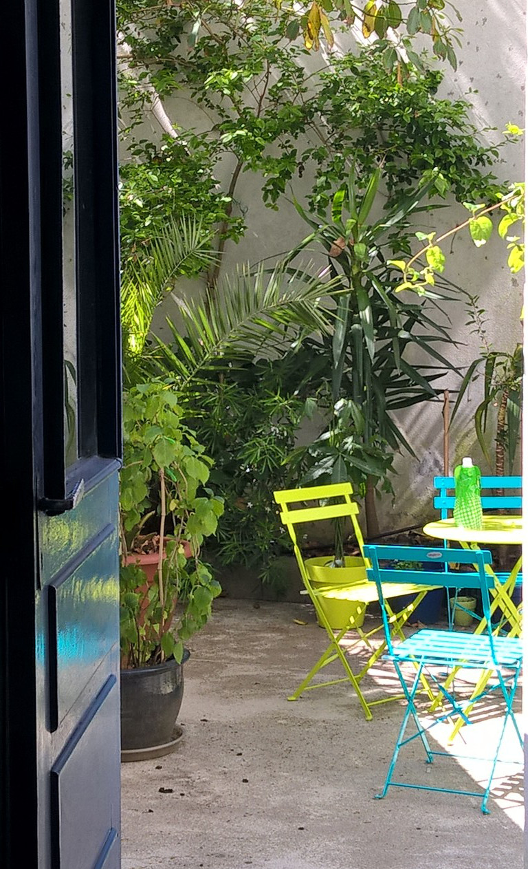 Beautiful chaises de jardin babou uac luune with salon de jardin babou - Mobilier jardin blanc saint etienne ...