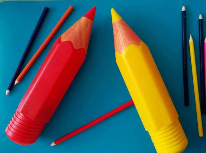 Boîte en forme de crayon.3