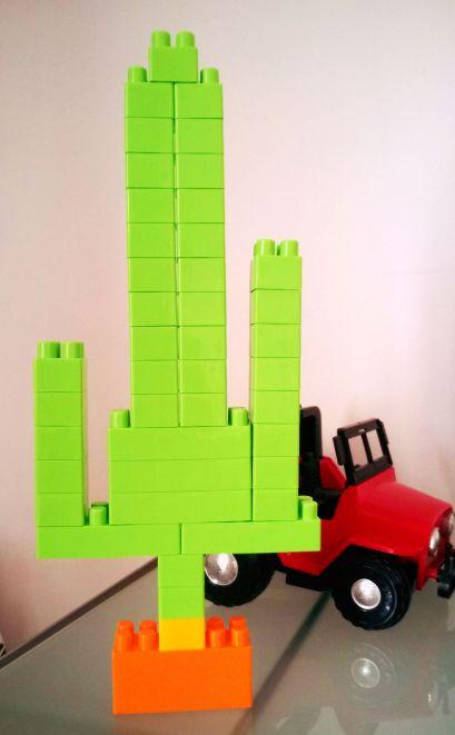 cactus lego