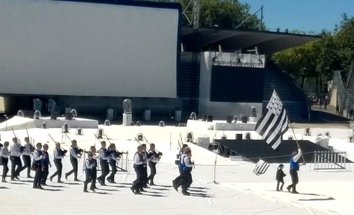 Grande Parade Festival Interceltique de Lorient