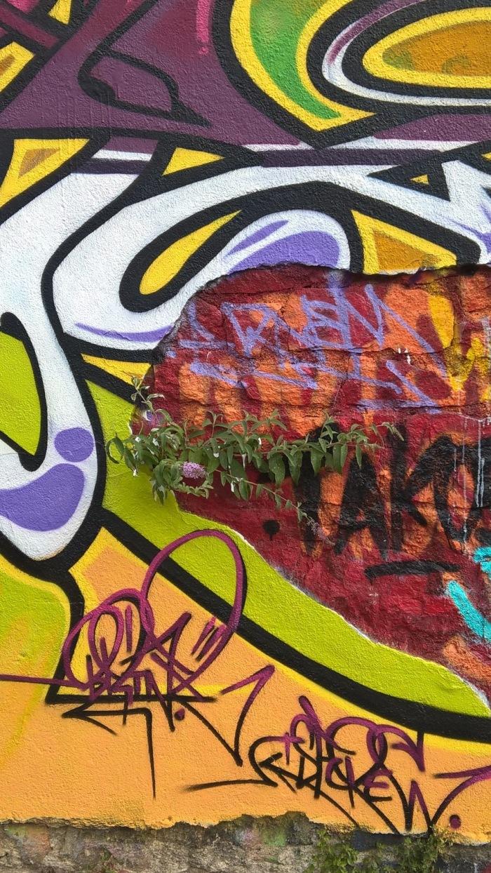 graffiti dock de Lorient